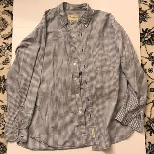 Eddie Bauer button up